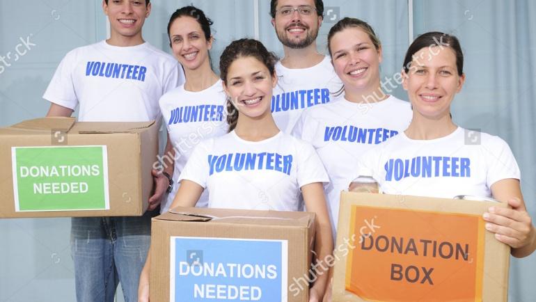 Selected Volunteer Of Orphaned Committee