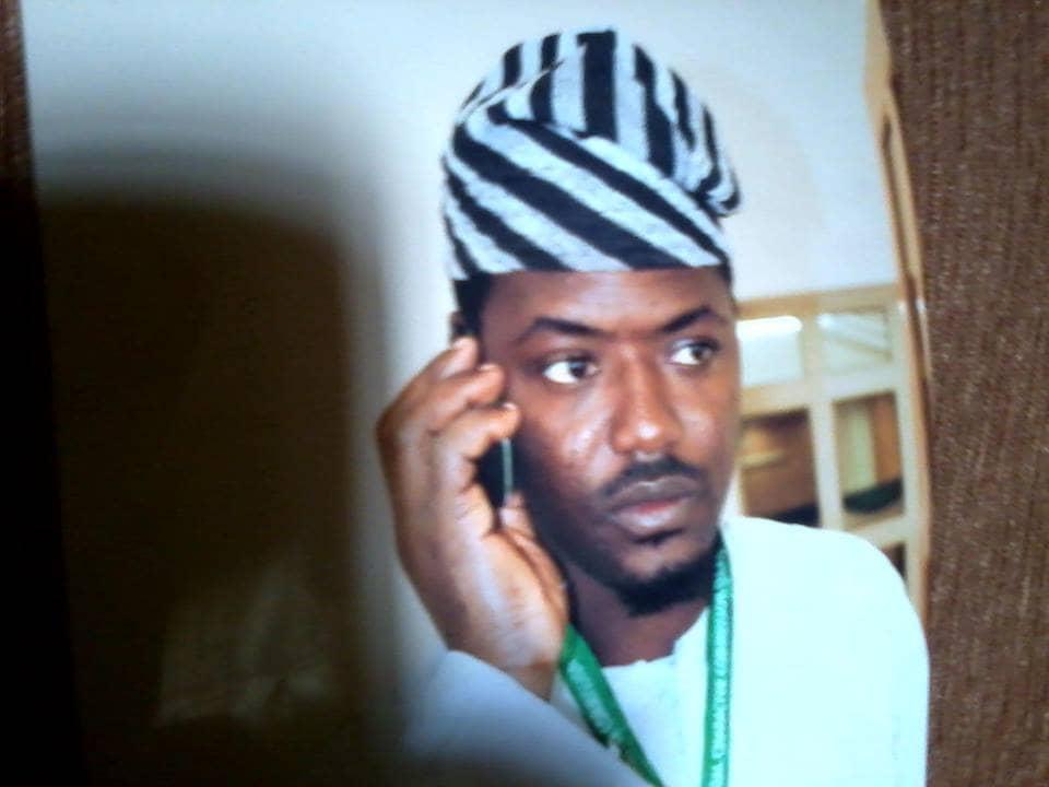 Mr. Sideeq Bola Mustapha