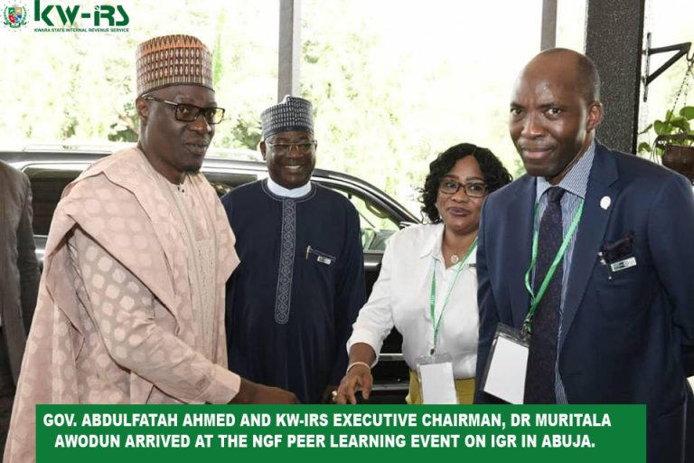 ENetSuD LAUDS KWARA GOVERNMENT ON IMPROVED IGR