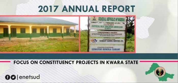 ENetSuD tracked 171 Federal Government constituency projects of 2017